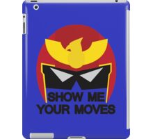 Show Me Your Moves iPad Case/Skin