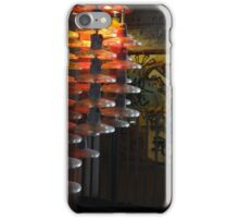Tangerine Night  iPhone Case/Skin