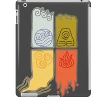 Elemental Scrolls iPad Case/Skin