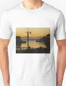 Dawn Reflections in Cape Town Unisex T-Shirt