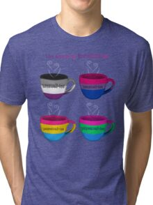 The Amazing Invisibili-teas Tri-blend T-Shirt