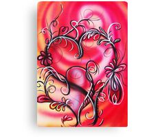 Love Struck Canvas Print