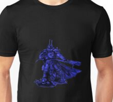 Warhammer 40k Night Lords Inspired Trooper - Blue Unisex T-Shirt