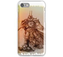 Warhammer 40k Night Lords Inspired Trooper - Square iPhone Case/Skin
