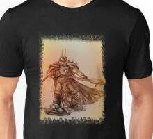 Warhammer 40k Night Lords Inspired Trooper - Square Unisex T-Shirt