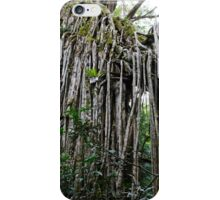 Curtain Fig Tree iPhone Case/Skin