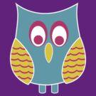 Owl by Pamela Maxwell