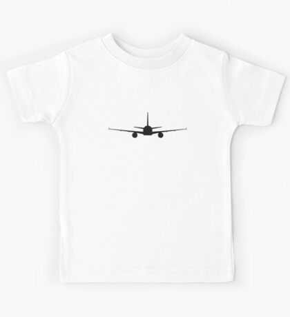 Airbus A320 (front) Kids Tee
