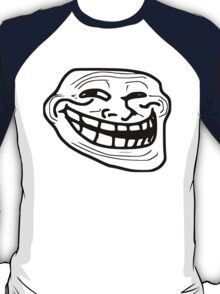 Troll Face / Cool Face / Problem? [HD] T-Shirt