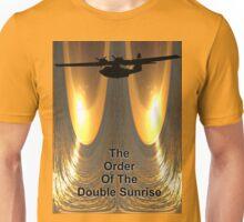 The Order Of The Double Sunrise Design Unisex T-Shirt