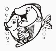 Fish-Fish by mixedartone