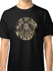 Native American Spirit Of The Bear  Classic T-Shirt