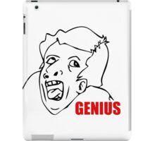 Genius Meme [HD] iPad Case/Skin
