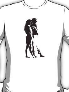 Couple on the Beach T-Shirt