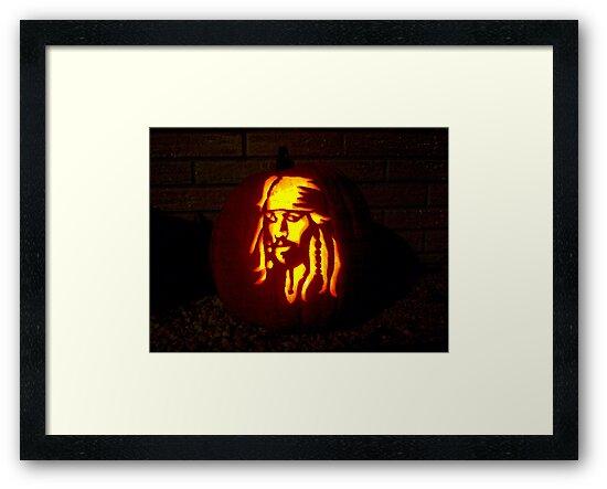 Halloween (Jack Sparrow) by heinrich
