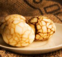 Chinese Tea Eggs by Elma Claassen