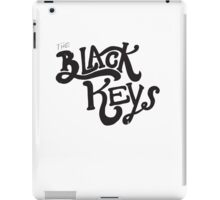 the black keys iPad Case/Skin