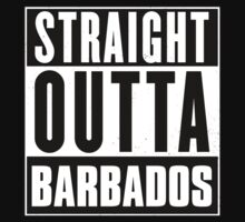 Straight outta Barbados! by tsekbek