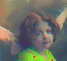 polka dot angel by leapdaybride
