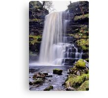 Uldale Force - Cumbria Canvas Print