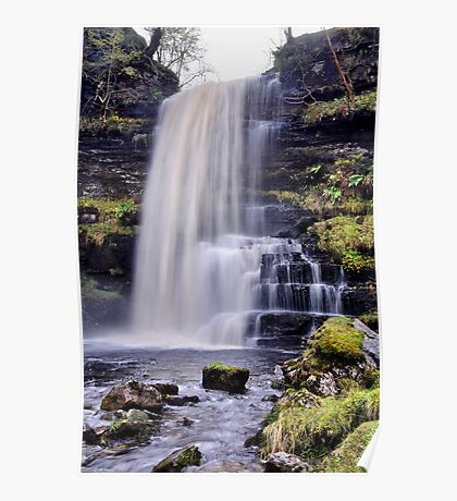 Uldale Force - Cumbria Poster