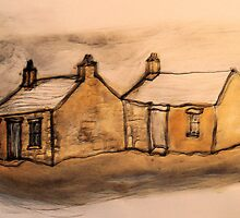 oldcottages in wales.... by philsart
