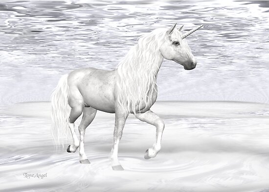 Heavens Way .. The Unicorns Tale by LoneAngel