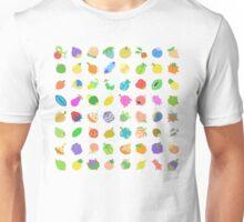 Pokémon Berry Grid Unisex T-Shirt