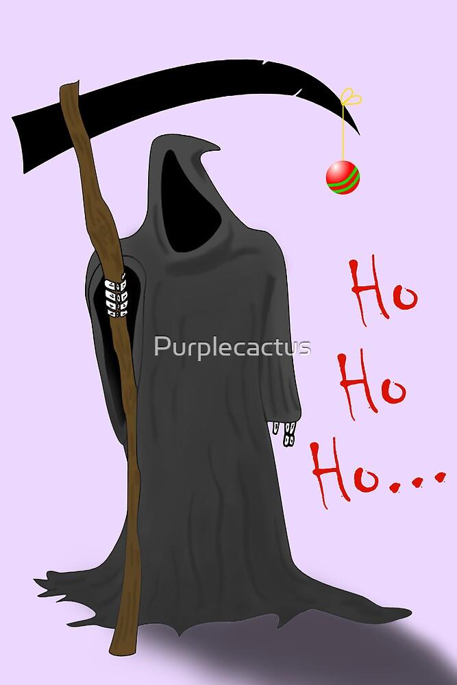 Ho ho ho by Purplecactus