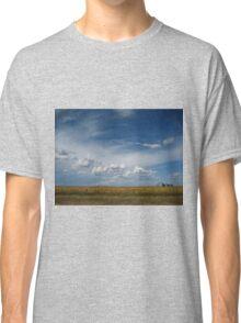 Nebraska Landscape Classic T-Shirt