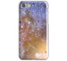 Starry Night (Marcasite in Agate) iPhone Case/Skin