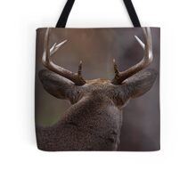 Don't look back - White-tailed Deer Tote Bag