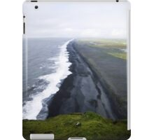 Dyrhólaey iPad Case/Skin