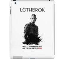 Awesome Series - Bjorn Lothbrok iPad Case/Skin