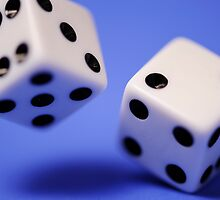 Tossing Dice by edge2edgephoto
