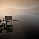 A seat with a view... (wellies required) by David Mould