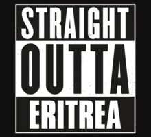 Straight outta Eritrea! by tsekbek