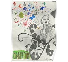 Dear Scarlett... Poster