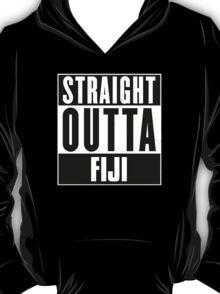 Straight outta Fiji! T-Shirt