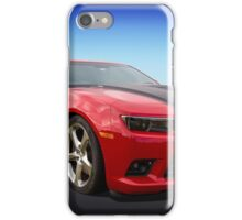 Red Hot Camaro iPhone Case/Skin