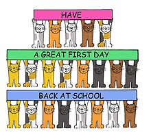 Have a great first day back at school. by KateTaylor