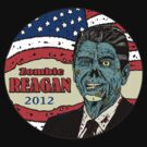 Zombie Reagan 2012 by ZugArt