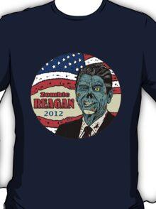 Zombie Reagan 2012 T-Shirt