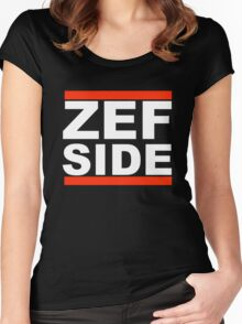 Zef Side Women's Fitted Scoop T-Shirt
