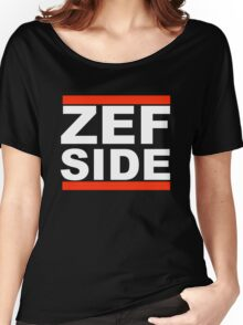 Zef Side Women's Relaxed Fit T-Shirt
