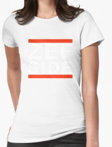 Zef Side Womens Fitted T-Shirt