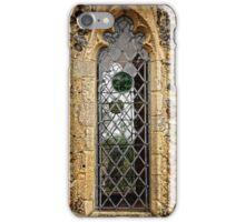 Leaded window (Barsham Church) iPhone Case/Skin