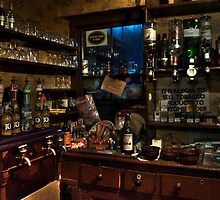 The bar..! by Rob Hawkins