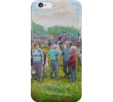 The Deal, Spancilhill Co Clare Ireland iPhone Case/Skin