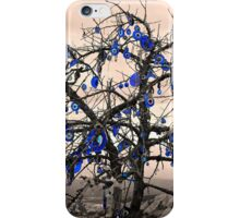 Protected from all evil eyes (Wish Tree) iPhone Case/Skin